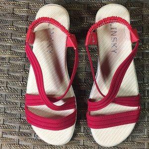 Linsky sandals never worn bundle And Save